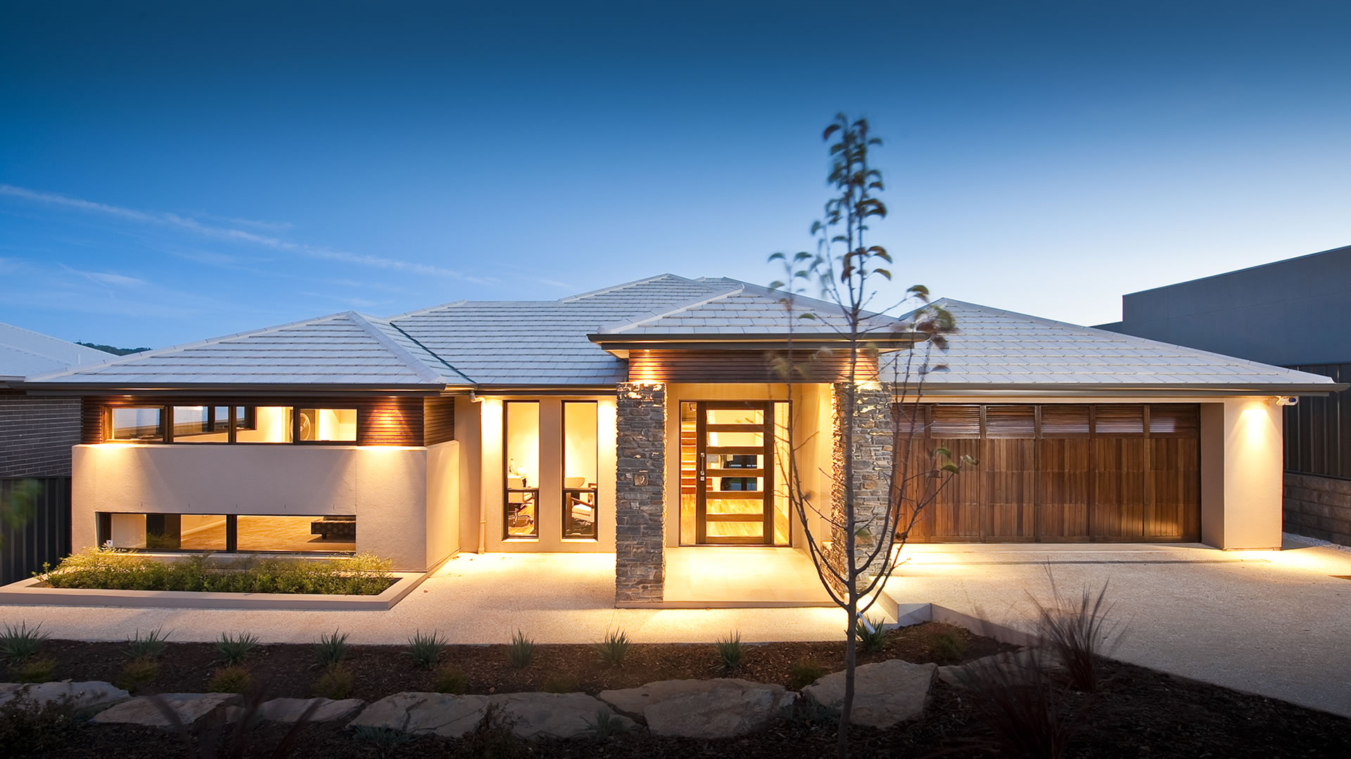 Custom home builders adelaide luxury home builders adelaide for Modern custom homes